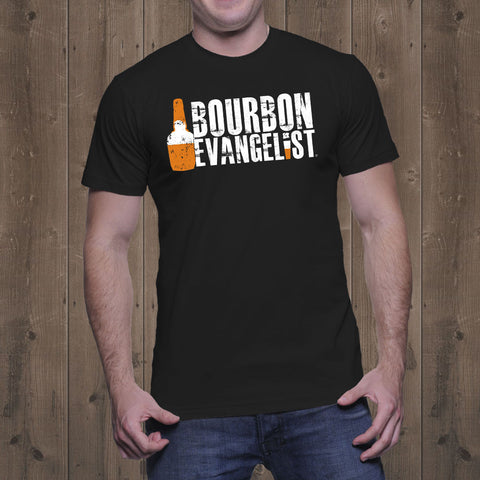 "Bourbon Evangelist ""Mark""</br>Men's T-Shirt"