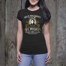 Old Hickory Rye Whiskey Women's T-Shirt