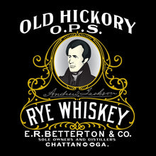 Old Hickory Rye Whiskey Men's T-Shirt