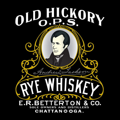 Old Hickory Rye Whiskey</br>Women's T-Shirt