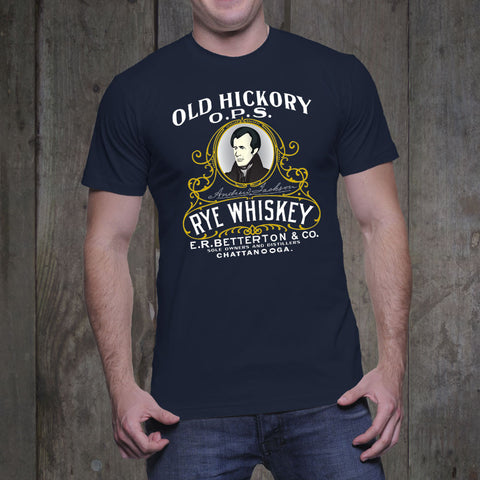 Old Hickory Rye Whiskey</br>Men's T-Shirt