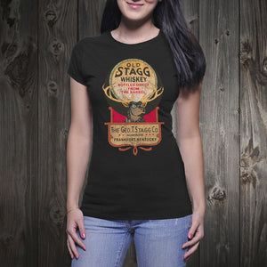 Old Stagg Whiskey Women's T-Shirt