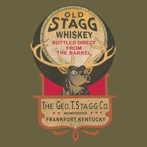 Old Stagg Whiskey T-Shirt