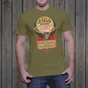 Old Stagg Whiskey Men's T-Shirt