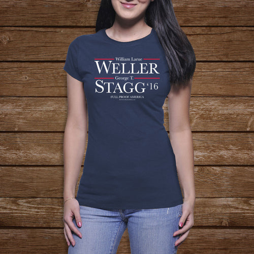 Weller Stagg 2016 – Women's T-Shirt