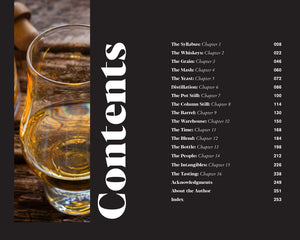Whiskey Master Class: The Ultimate Guide to Understanding Scotch, Bourbon, Rye, and More
