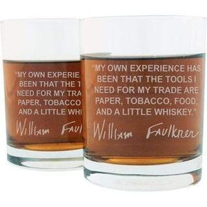 Whiskey Lovers Engraved Personalized Cocktail Glasses