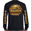 2020 Bike Week Daytona Beach Official Logo Long Sleeve Shirt
