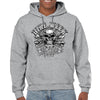 2021 Bike Week Daytona Beach Crossbones Skull Pullover Hoodie