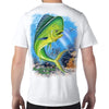Amelia Island, FL Mahi Performance Tech T-Shirt