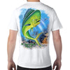 Ft. Myers Beach, FL Mahi Performance Tech T-Shirt