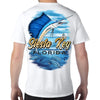 Siesta Key, FL Sailfish Performance Tech T-Shirt