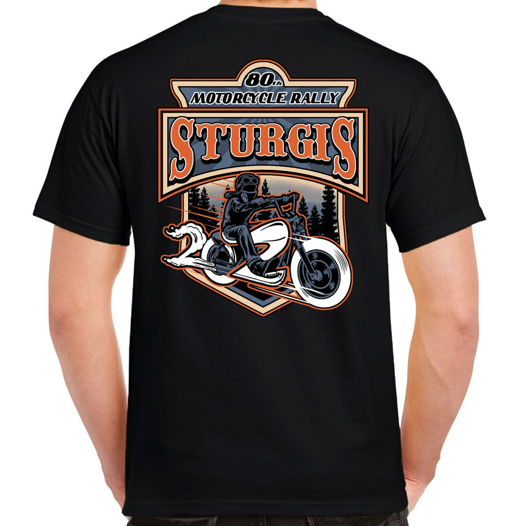 2020 Sturgis Motorcycle Rally Rider T-Shirt