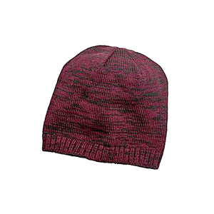 Faith Knit Rhinestone Beanie