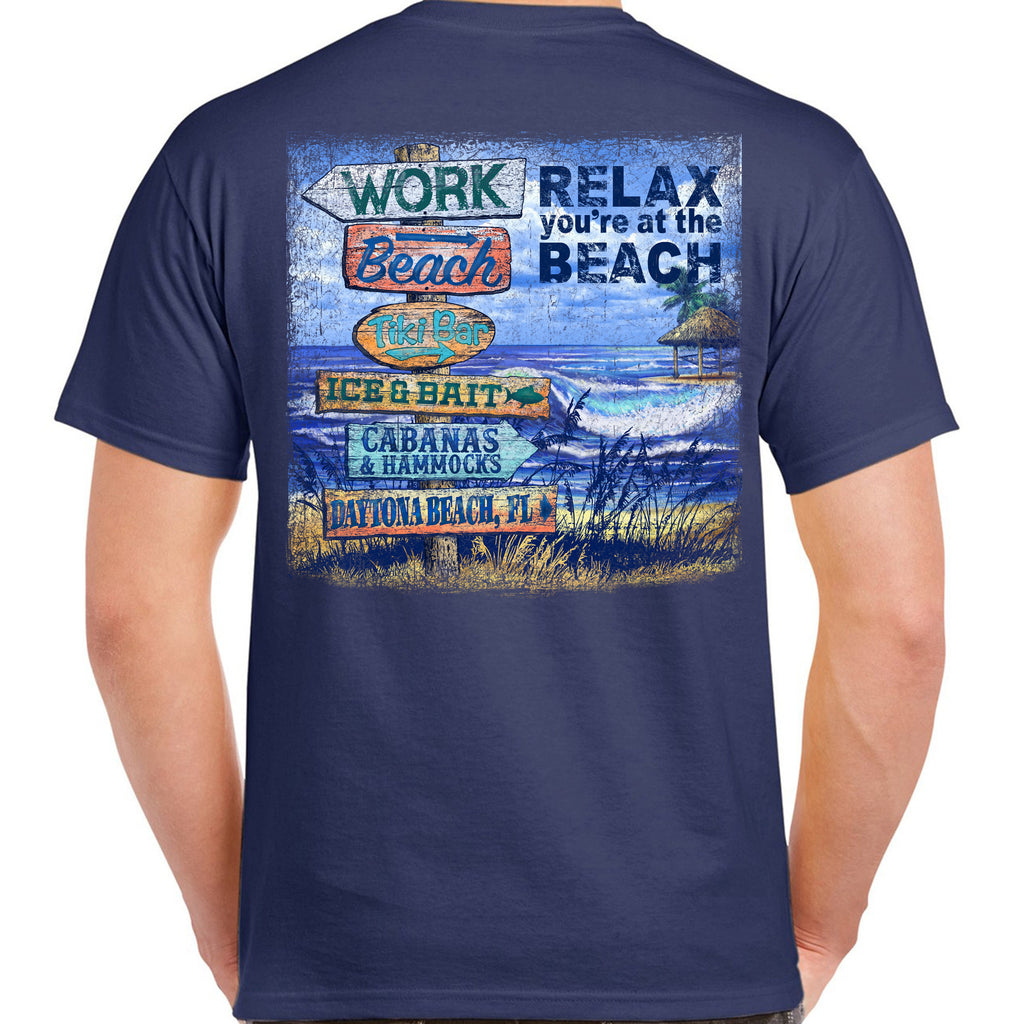 Daytona Beach, FL Destination T-Shirt