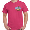 Daytona Beach, FL Nomad Woodie T-Shirt