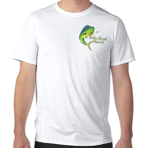 Palm Beach, FL Mahi Performance Tech T-Shirt
