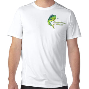 Manasota Key, FL Mahi Performance Tech T-Shirt