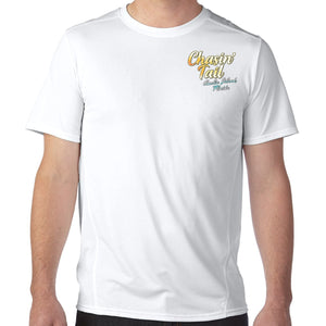 Amelia Island, FL Chasin' Tail Performance Tech T-Shirt