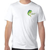 St. Augustine, FL Mahi Performance Tech T-Shirt
