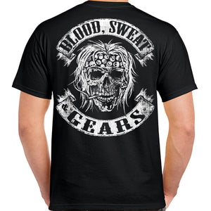 Blood, Sweat, and Gears T-Shirt