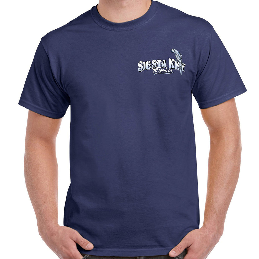 Siesta Key, FL Destination Paradise T-Shirt