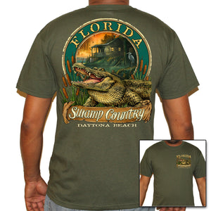 Daytona Beach, FL Gator T-Shirt