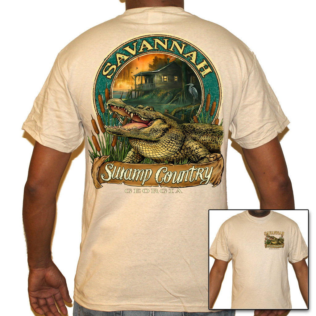 Savannah, GA Gator T-Shirt