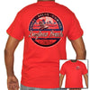 Daytona Beach, FL Circle Chair T-Shirt