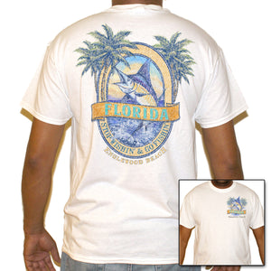 Englewood Beach, FL Marlin T-Shirt