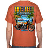 2020 Bike Week Daytona Beach Beach Shield T-Shirt