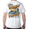 Englewood Beach, FL Stop Wishin', Go Fishin' Performance Tech T-Shirt