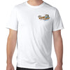 Venice Beach, FL Stop Wishin', Go Fishin' Performance Tech T-Shirt