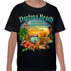Kids Daytona Beach, FL Collage T-Shirt