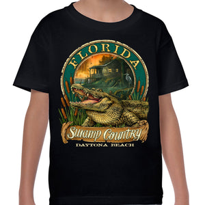 Kids Daytona Beach, FL Gator T-Shirt