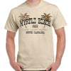 Myrtle Beach, SC Beach Sun/Salt/Waves T-Shirt