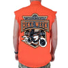 2020 Bike Week Daytona Beach Rider Cut-Off Denim