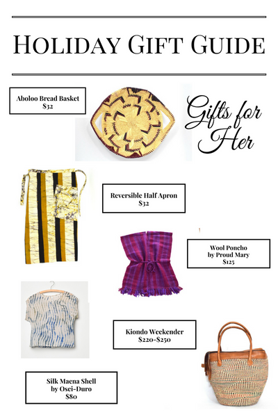 ODE Holiday Gift Guide: Gifts for Her
