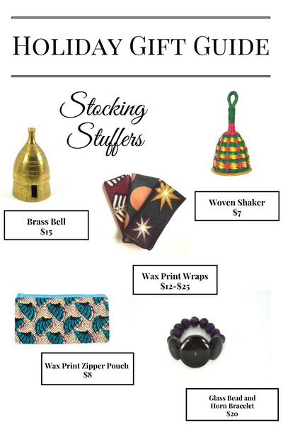 ODE Holiday 2016 Stocking Stuffers and Small Gifts