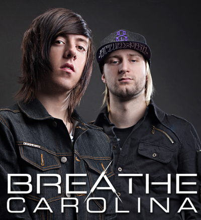 Festival Season Playlist: Breathe Carolina and Brooklyn Cloth
