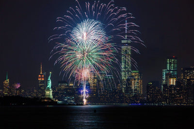 Top 5 best places to watch the fireworks in Brooklyn