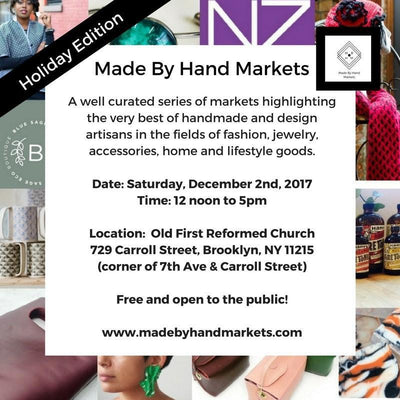 Brooklyn Finds- Made by Hand Markets