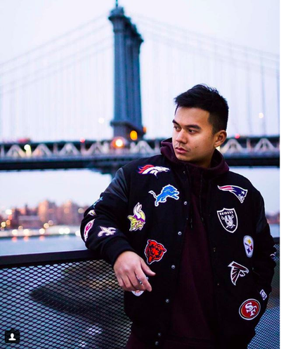 Barangay Bois x Brooklyn Cloth Collection: Gerome Ventura
