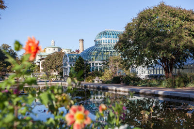 How to do Botanic Garden the right way