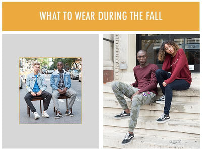 What to Wear During the Fall Weather
