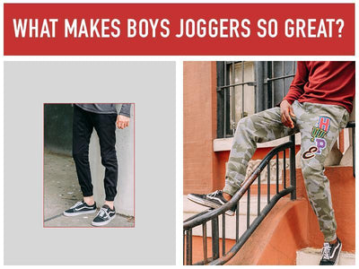 What Makes Boys Joggers so Great?