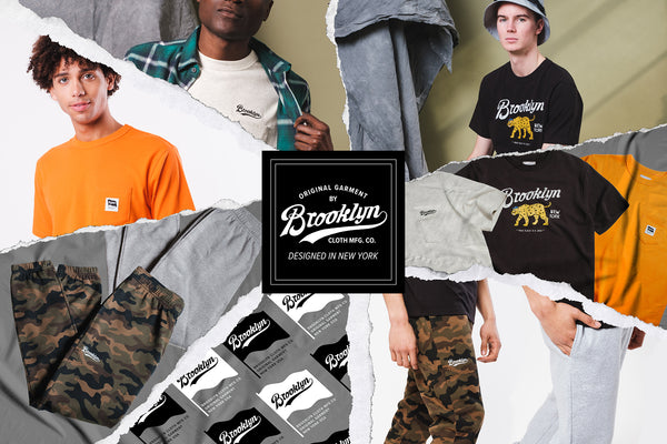 Original Garment Collection by Brooklyn Cloth