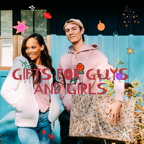 Cozy Gifts for Guys and Girls