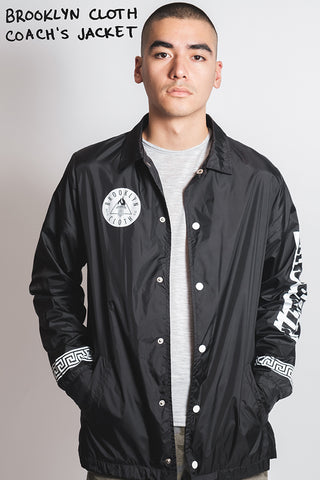 Black Coach's Jacket