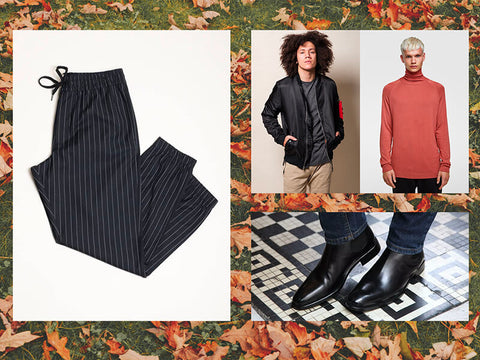 Dressy clothes for men on thanksgiving